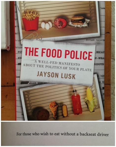 Food Police, Food Politics, Jayson Lusk