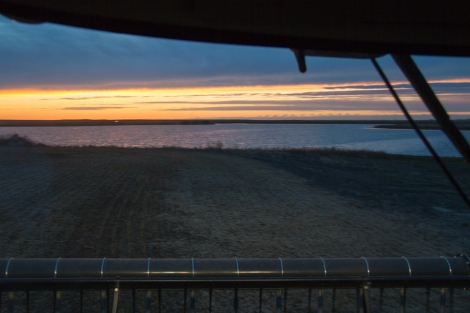 North Dakota Sunset Fall -15