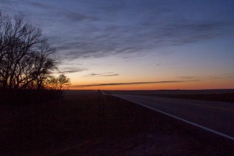 North Dakota Sunset Fall -21