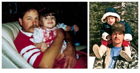 daddy and me Christmas